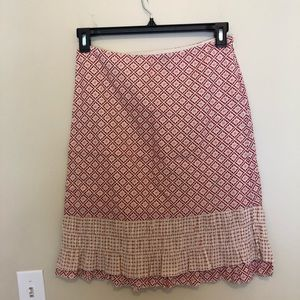 American Eagle Outfitters Boho Skirt Size 2